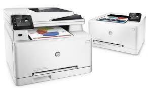 HP® Color LaserJet® Pro M252 Printer, M277 MFP