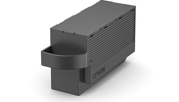 Обнуляем и меняем картриджи техничного обслуживания Epson WF